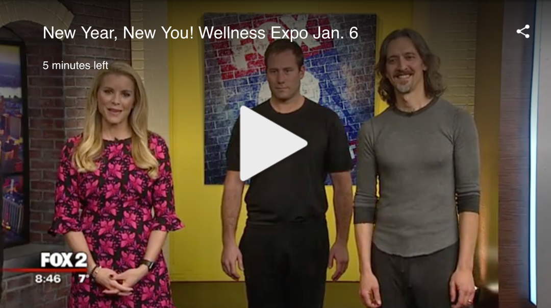 Watch New Year, New You! Wellness Expo Jan 6